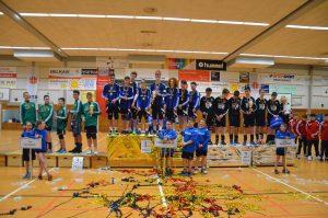 Deutscher Meister Jugend U 16