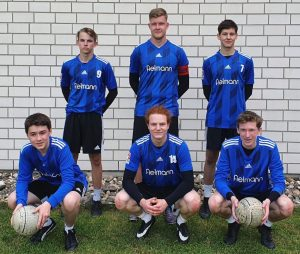 Männliche U18 Rheinischer Meister